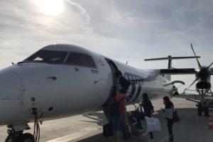 LOTポーランド航空 プラハ→ワルシャワ(LO522)搭乗レビュー