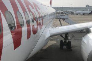 スイスインター LX787 ブリュッセル→チューリヒ【ビジネスクラス1A】搭乗レビュー
