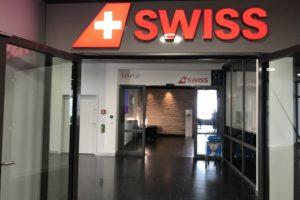 スイス・チューリッヒ空港 スイス航空ラウンジレビュー