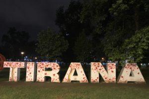 2018GW アルバニア・ティラナ たった一晩の観光